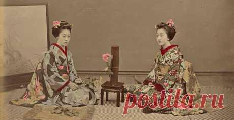 Японский фотограф Кусакабэ Кимбэй показал, какой была Япония 100 лет назад А теперь мы показываем ее вам