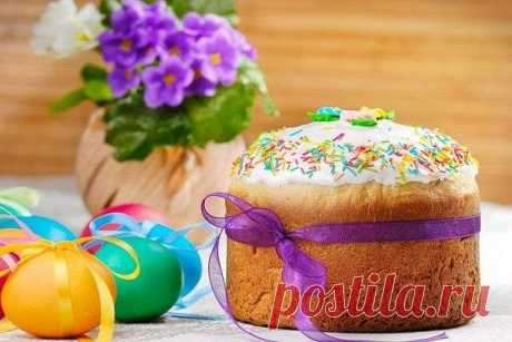 Пасхальный кулич на яичных желтках – очень вкусное и мягкое тесто | По Секрету Всему Свету | Яндекс Дзен