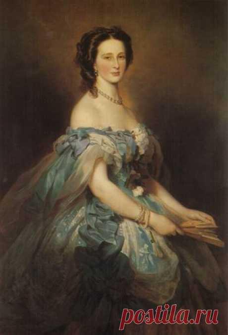 Sweet revenge of the grand duchess (Maria Stewart)