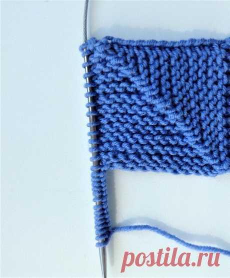 Модульное вязание. Как соединить квадраты | SIBKNITTING | Яндекс Дзен
