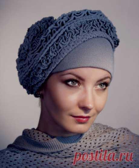 Шитьё : весенние или осенние головные уборы, женские (большая подборка)