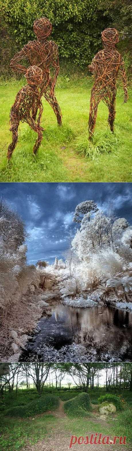 Затерянные сады Хэлигана