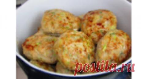 Как я готовлю куриные котлетки с кабачком - вкусно и полезно!