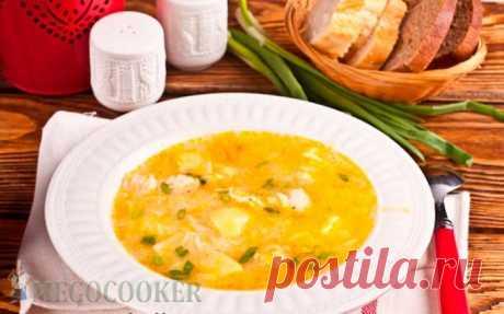 Рецепт супа с фрикадельками и вермишелью в мультиварке — MEGOCOOKER