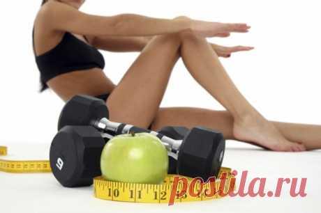 Пример фитнес-диеты на 7 дней для девушек - Советы для женщин