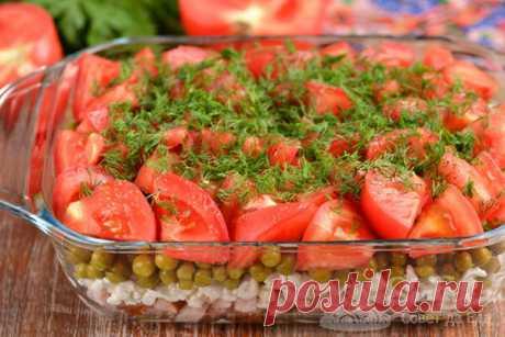 Готовлю салат с творогом за несколько минут. Отличный вкус, простые продукты и без майонеза | Совет да Еда | Яндекс Дзен