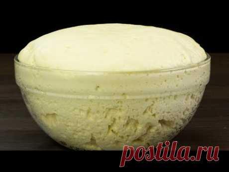 ¡El hallazgo presente! La masa con levadura con el agua con gas por la receta turca. | Appetitno. TV