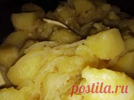 Не вареная, не жареная и не пюре. Забытый способ приготовления картошки   Кулинарный техникум   Яндекс Дзен