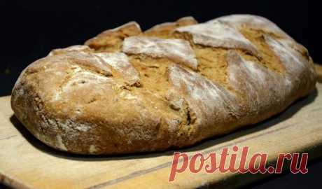 Очень-очень быстрый чёрный хлеб | Дауншифтеры | Яндекс Дзен