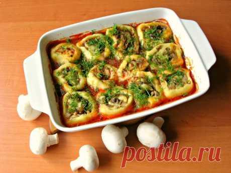 Постное горячее блюдо без мяса, без яиц и без сыра! — Кулинарная книга - рецепты с фото