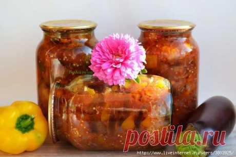 "Desyatochka salad - from a series \""Roll up\"""