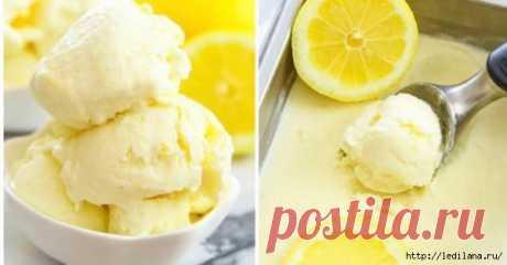 Простое и вкусное домашнее мороженое | Делимся советами