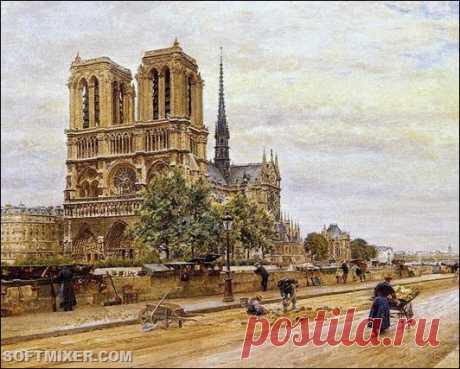«Нотр-Дам де Пари: Каменный ребус Парижа»