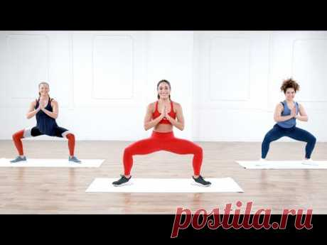 30-Minute No-Equipment Cardio & HIIT Workout - YouTube