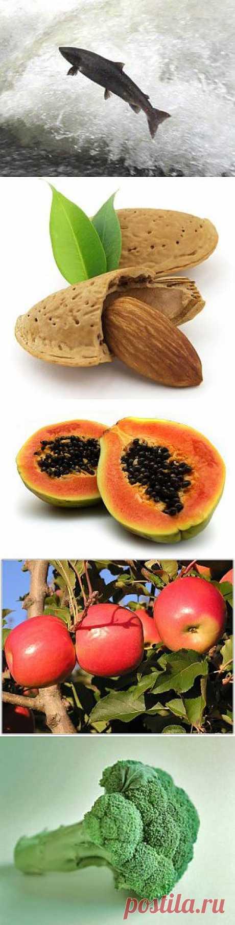8 лучших продуктов для здоровья суставов