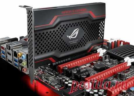 ASUS представляет первый PCI-совместимый твердотельный накопитель с поддержкой BIOS и UEFI