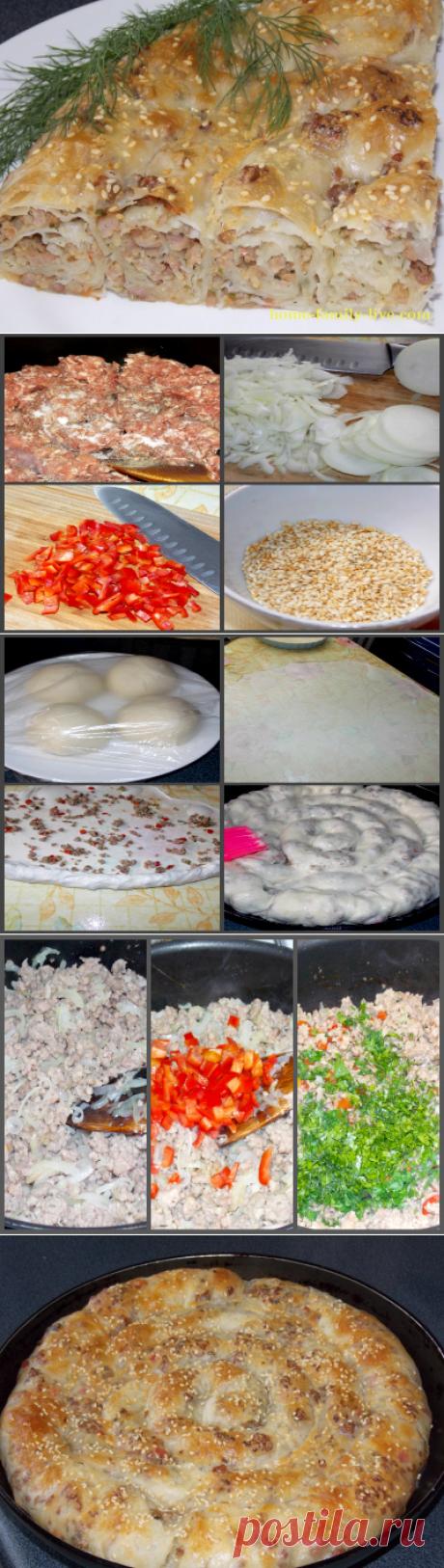 Бёрек/Сайт с пошаговыми рецептами с фото для тех кто любит готовить