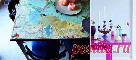 Старый новый стол — реставрация и обновление своими руками Если у вас есть старый обеденный стол, который вам дорог как память, или вы просто хотите разумно сэкономить на покупке новой мебели, то вам предстоит интересная работа в качества реставратора или дек...
