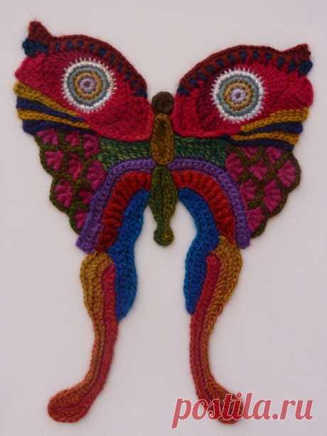 Интервю с художника на плетене на една кука Ан Бену - Модели за плетене на една кука, Как да, шевове, ръководства и др