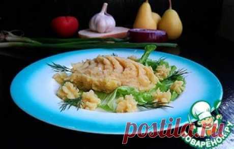 """Картофельное пюре """"Благодать"""" - кулинарный рецепт"""