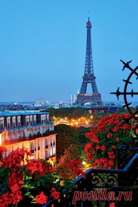Что такое Париж? Париж - это музей под открытым небом