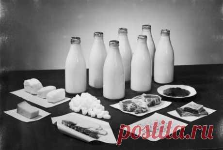 Еженедельный рацион питания на двоих, Великобритания, 1943