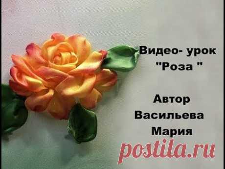 МК Роза видео