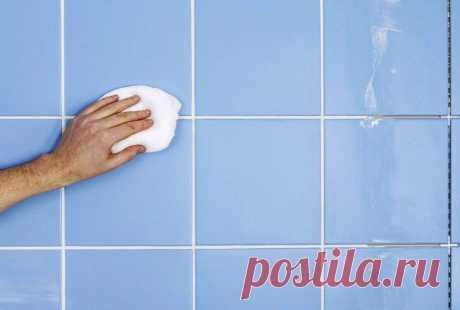 Друг отделочник подсказал, как легко и быстро отбелить межплиточные швы в ванной и на кухне   Дачный СтройРемонт   Яндекс Дзен