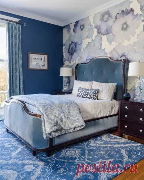 21+ Blue Bedroom Ideas For Your Personal Styles