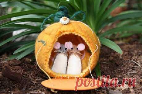Выкройка мышки из ткани своими руками, тильда мышь, фото, видео