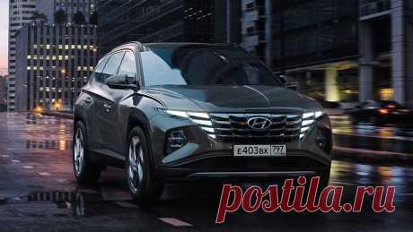 Hyundai Tucson 2021:техника, интерьер, экстерьер