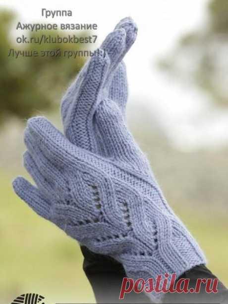 Изящные перчатки  | Клубок