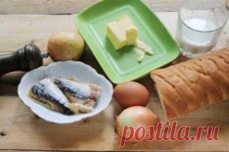 Форшмак классический из сельди рецепт с фото пошагово - 1000.menu