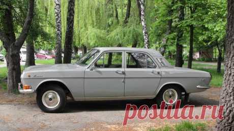 Los mitos y la realidad: que rumores iban sobre el Volga ГАЗ-24 a la URSS