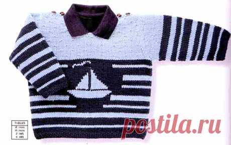 Жаккардовые пуловеры для самых маленьких | Домашние зарисовки | Яндекс Дзен