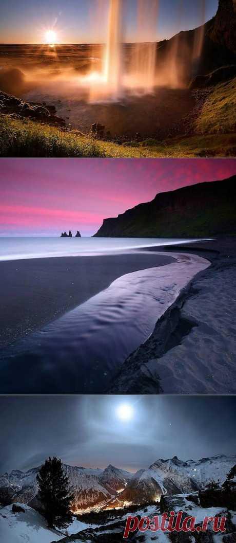 Los paisajes magníficos de todas partes