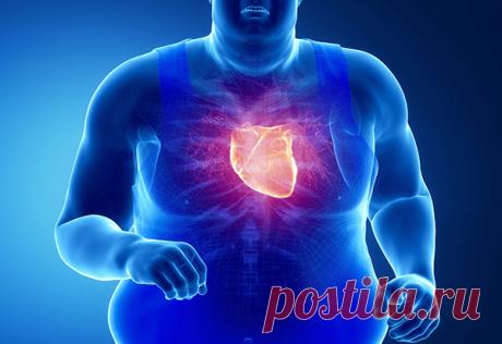 Первые признаки сердечной недостаточности. Не пропустите их