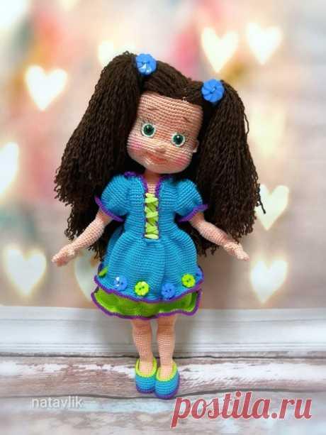 Виолетта. Вязаная жизнь.  игрушки.  Вязаная игрушка крючком. #виолетта #куклавиолетта#Вязанаяигрушкакрючком. #Вязанаякуклакрючком. #кукла. #куколка. #вязание. #вязанаякуколка. #вязанаяжизнь.  #амигурумикукла. #амигурумикуколка. #мастерклассповязаниюкрючком