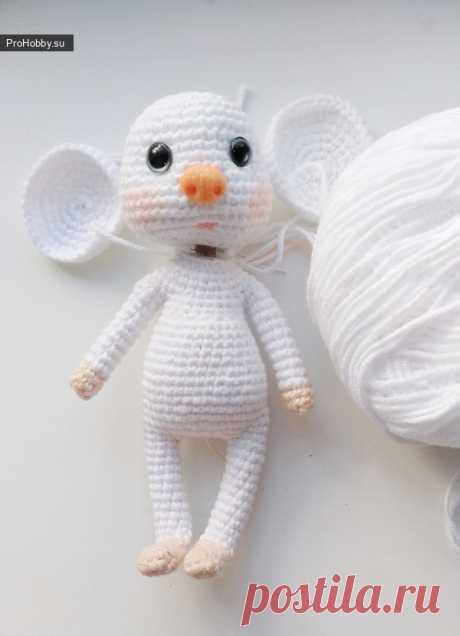 Мышки / Вязание игрушек / ProHobby.su | Вязание игрушек спицами и крючком для начинающих, мастер классы, схемы вязания