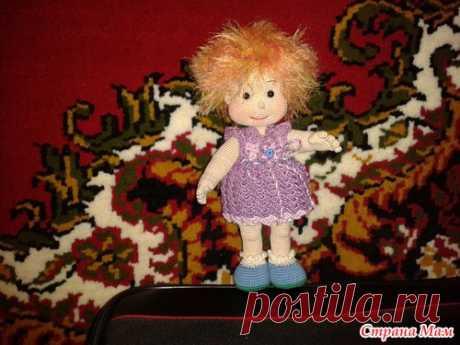Кукляшечка Наташечка - Амигуруми - Страна Мам