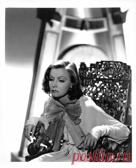 Greta Garbo in 'The Painted Veil' by Clarence Sinclair Bull,1934