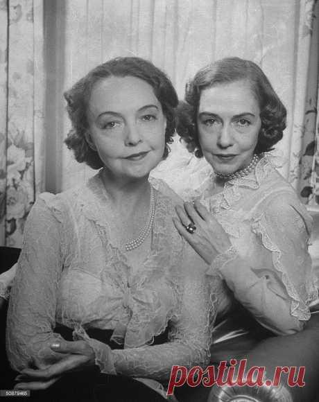 Лиллиан и Дороти Гиш