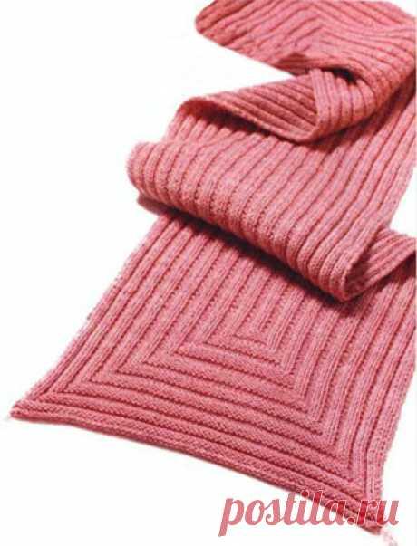 вязание для мужчин, вязаные мужские шарфы, вязаные шарфы спицами