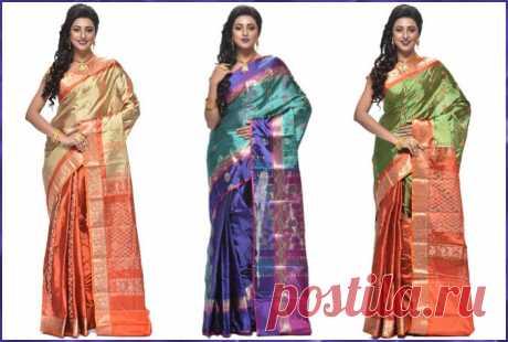 Bishnupuri Silk