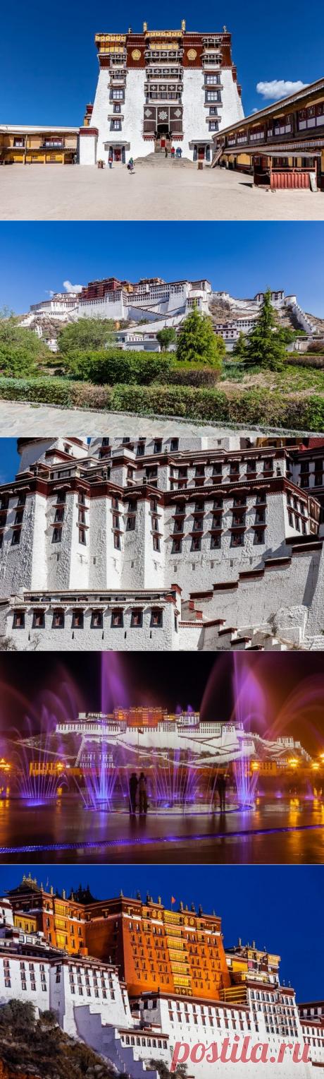 Заочная экскурсия во дворец Потала / Туристический спутник