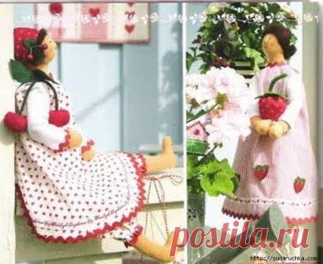 Кукла Тильда - выкройки куклы (много). МК - Куклы - Игрушки - Каталог статей - УМЕЛЫЕ РУЧКИ - Поделки своими руками