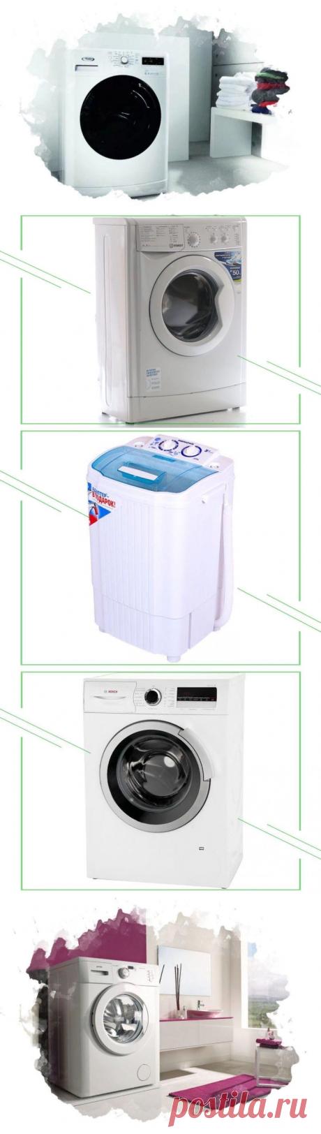 ТОП-7 самых надежных стиральных машин 2019 - 2020