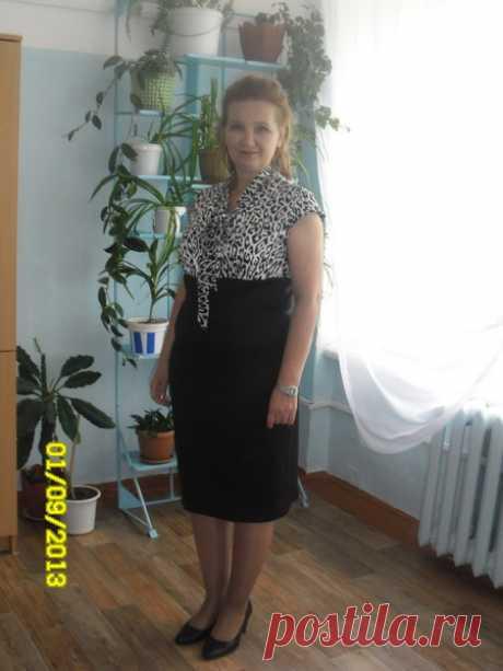 Ирина Губарь