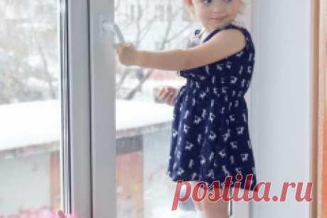 Окна Кривой Рог | Детский замок и блокиратор открывания, купить в Кривом Роге 096-647-1977