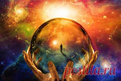 «В вашем подсознании скрыта сила, способная перевернуть мир»   Вильям Джеймс